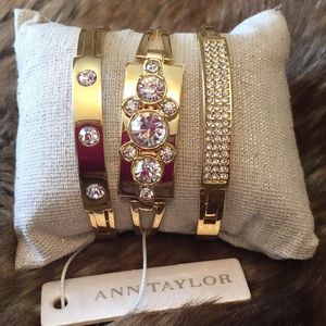 Ann Taylor Bracelets